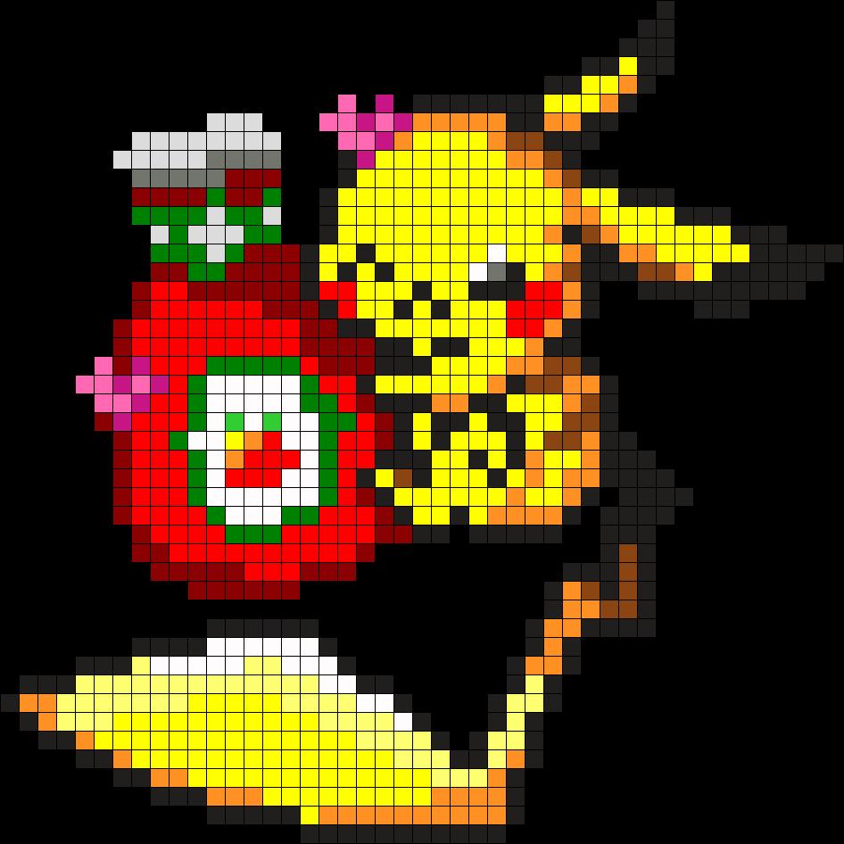 Pikachu And His Ketchup