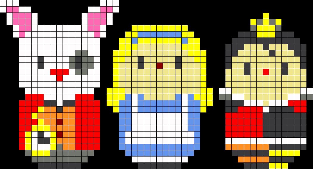 Alice In Wonderland Pt1