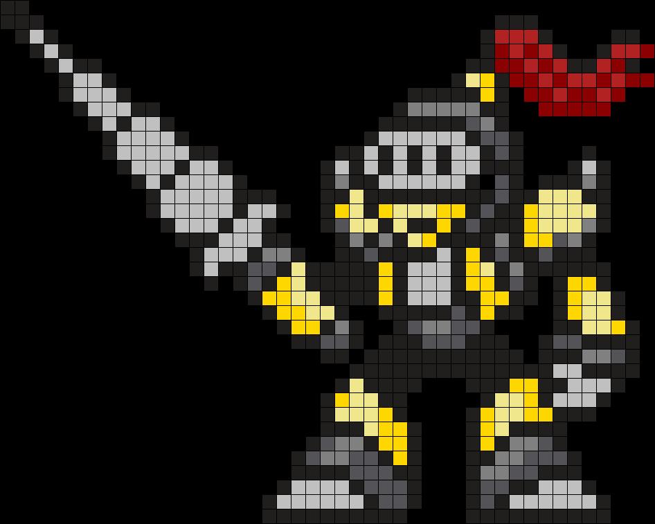 Mega Man Lightningman Lanceman