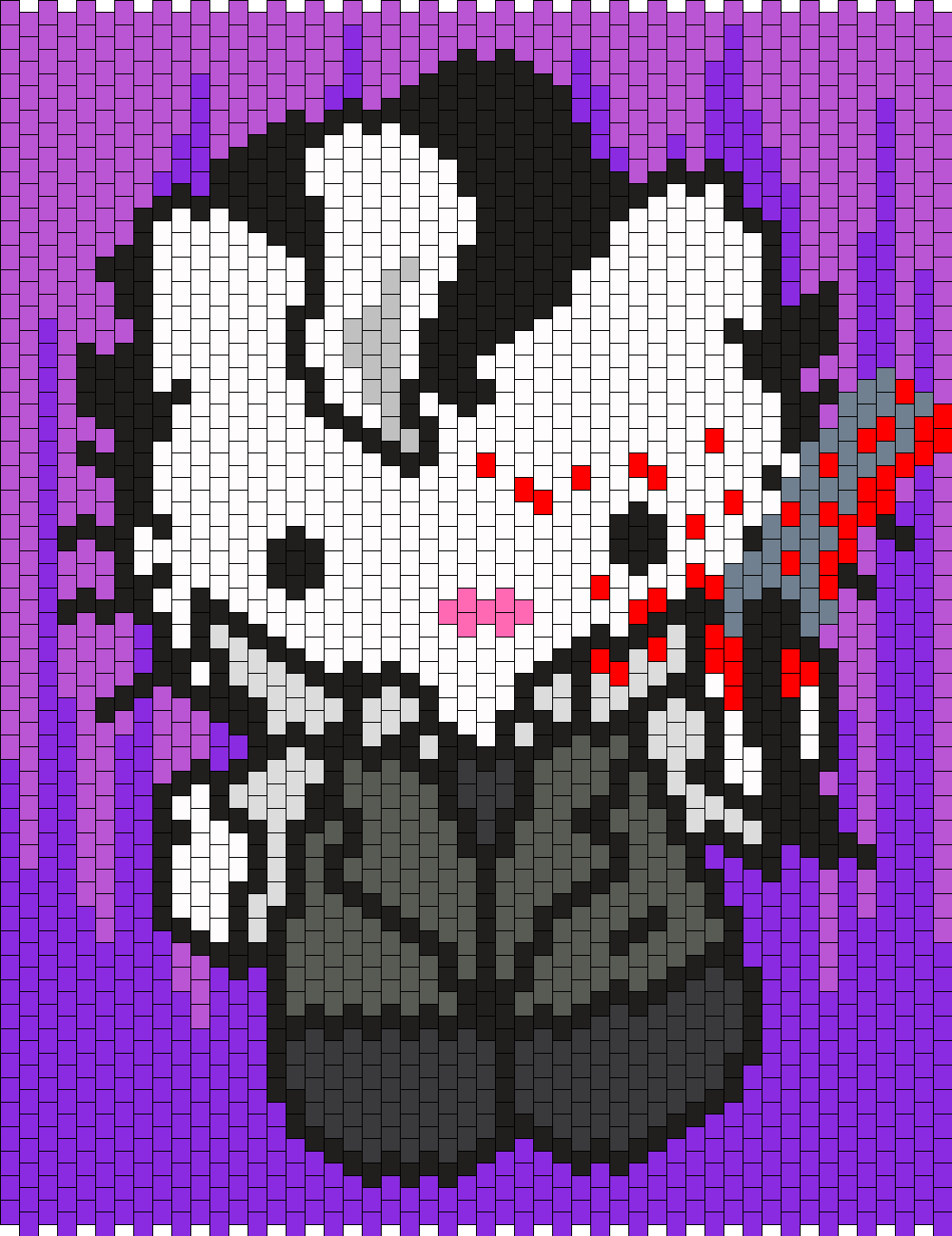Sweeney Todd Hello Kitty