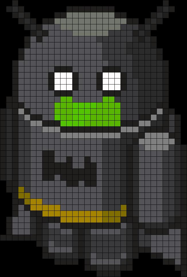 Bugdroid Batman