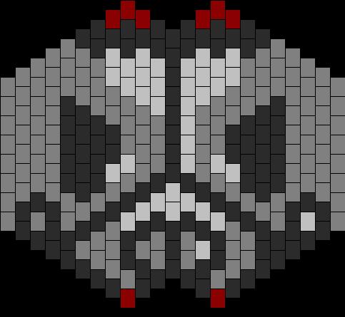 BAP Badman Matoki Surgical Mask