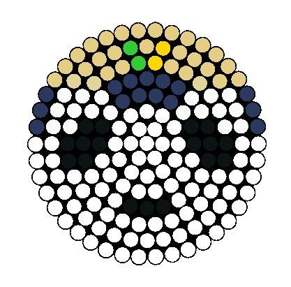 Tamama Perler Bead Pattern / Bead Sprite