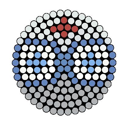 Dororo  Perler Bead Pattern / Bead Sprite