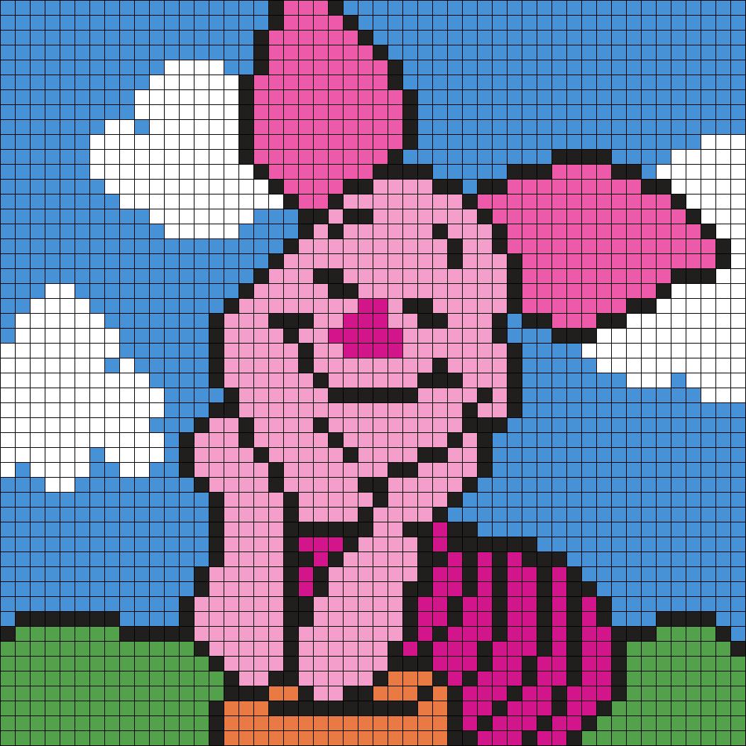 Piglet (Square)
