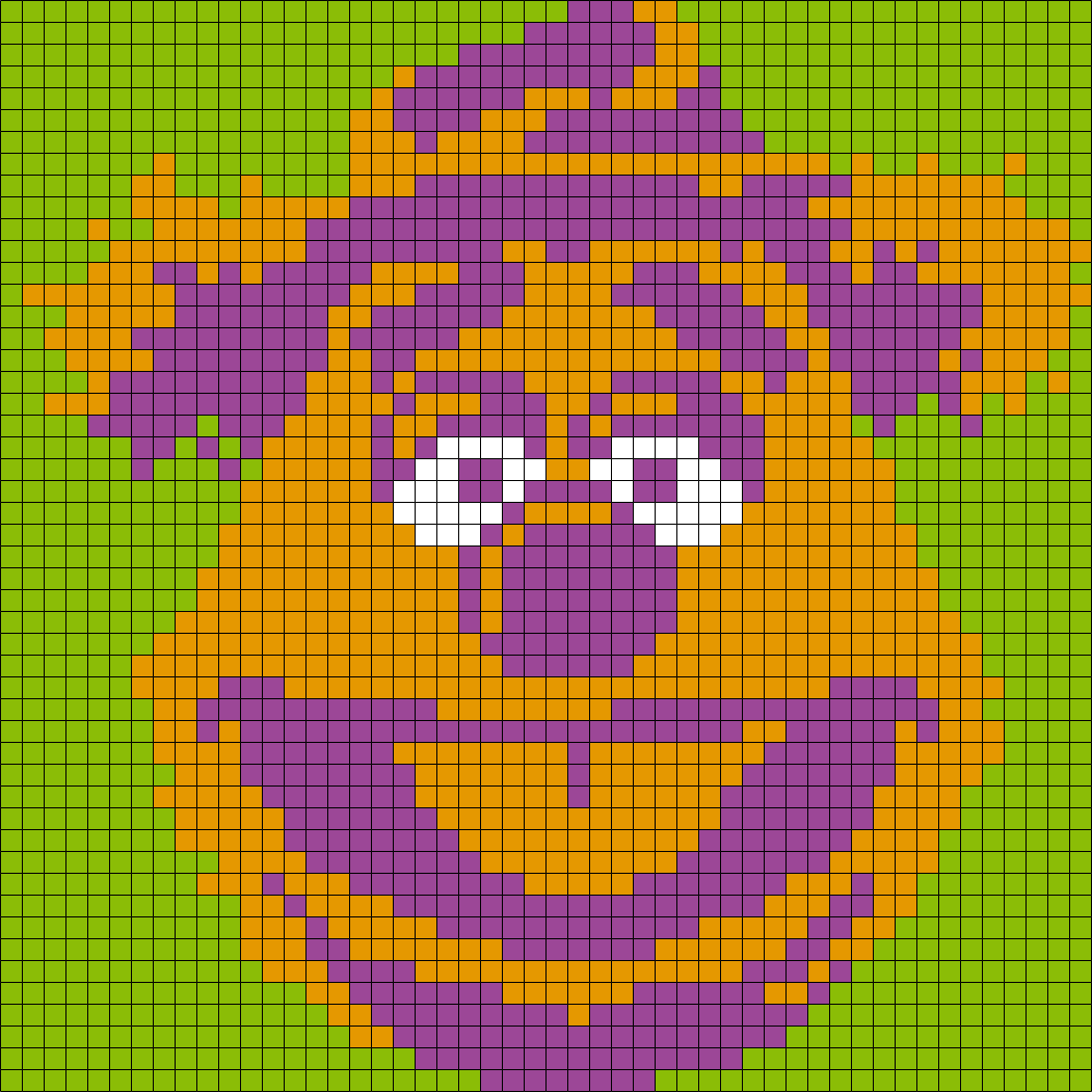 Fozzie Bear From The Muppets (Square)