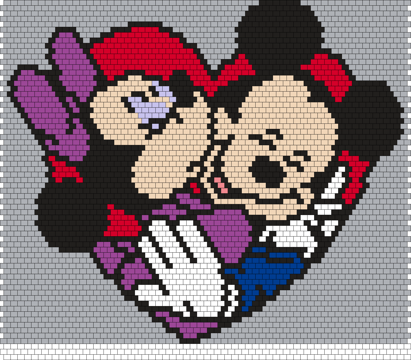 Minnie And Mickey (Peyote)