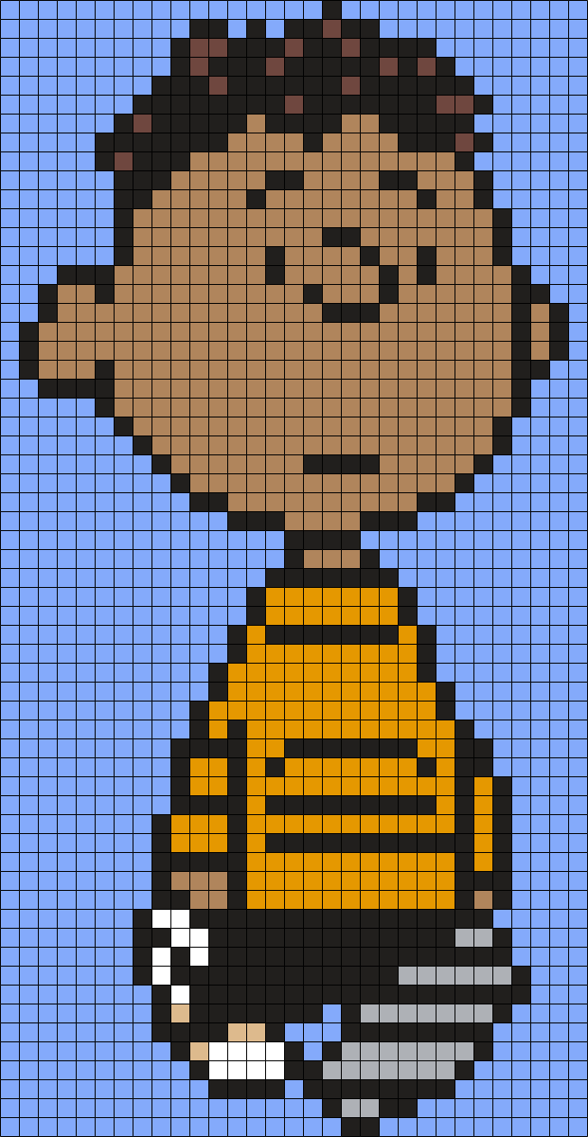 Franklin From Snoopy And The Peanuts Gang