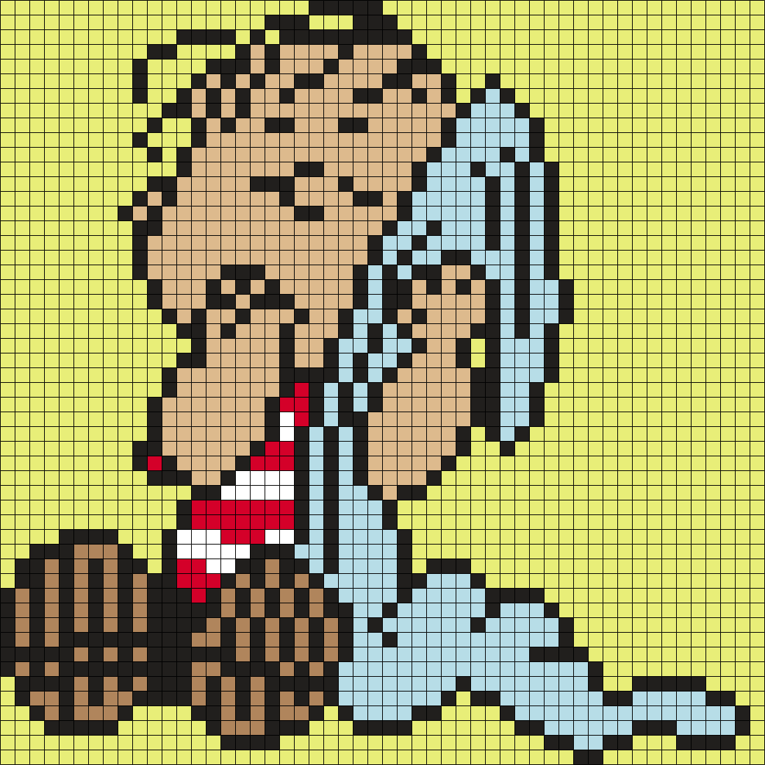 Linus And His Blanket (from Peanuts)