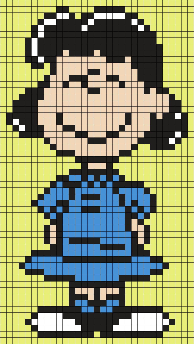 Lucy From Snoopy And The Peanuts Gang