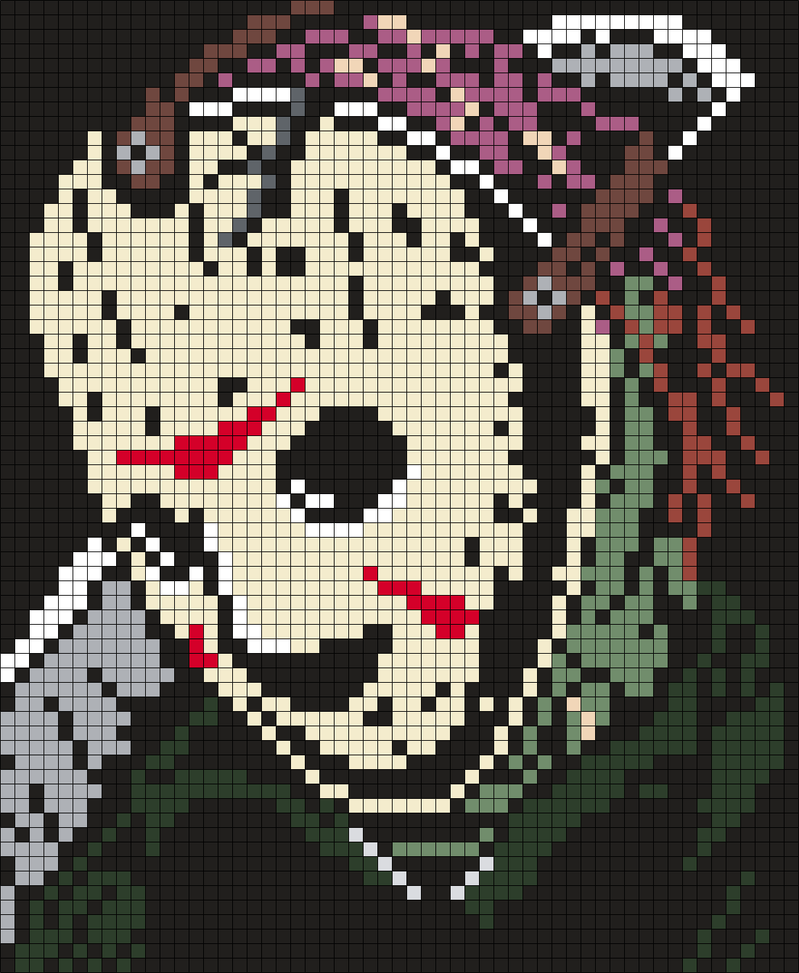 Jason Voorhees / Friday The 13th Poster (Square)