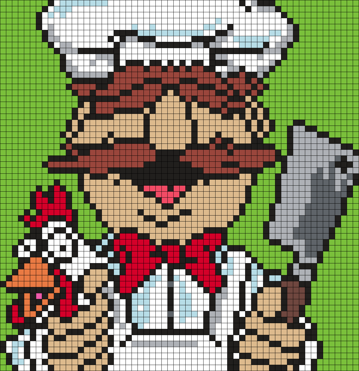 Swedish Chef From The Muppets