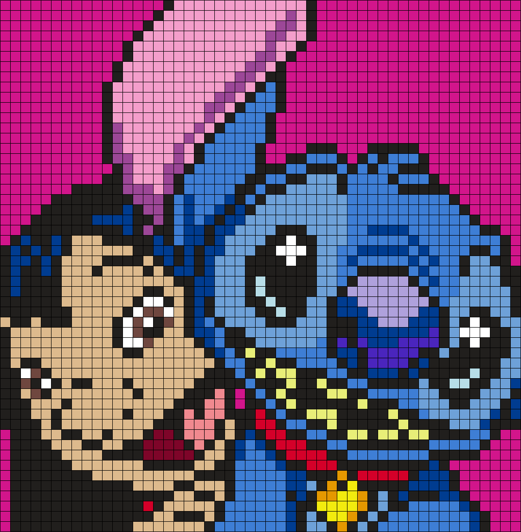 Lilo And Stitch (Square