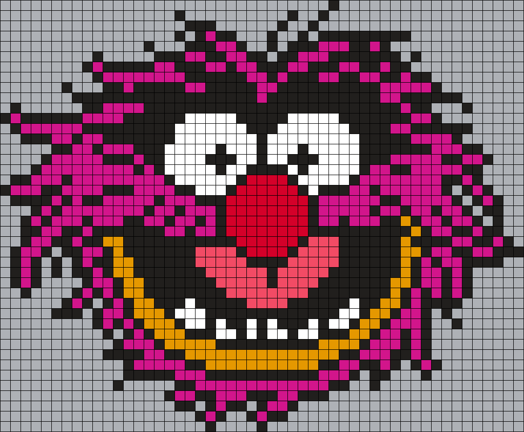 Animal From The Muppets (square)