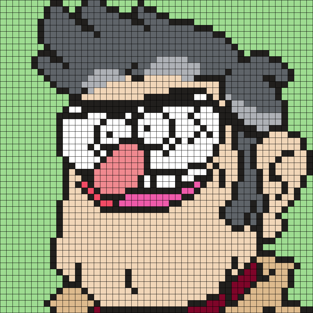 Grunkle Ford From Gravity Falls