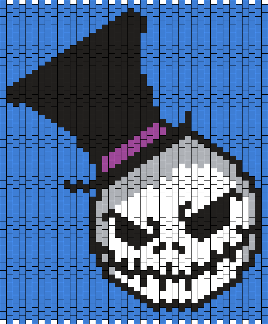 Jack In A Top Hat (Nightmare Before Christmas) Multi