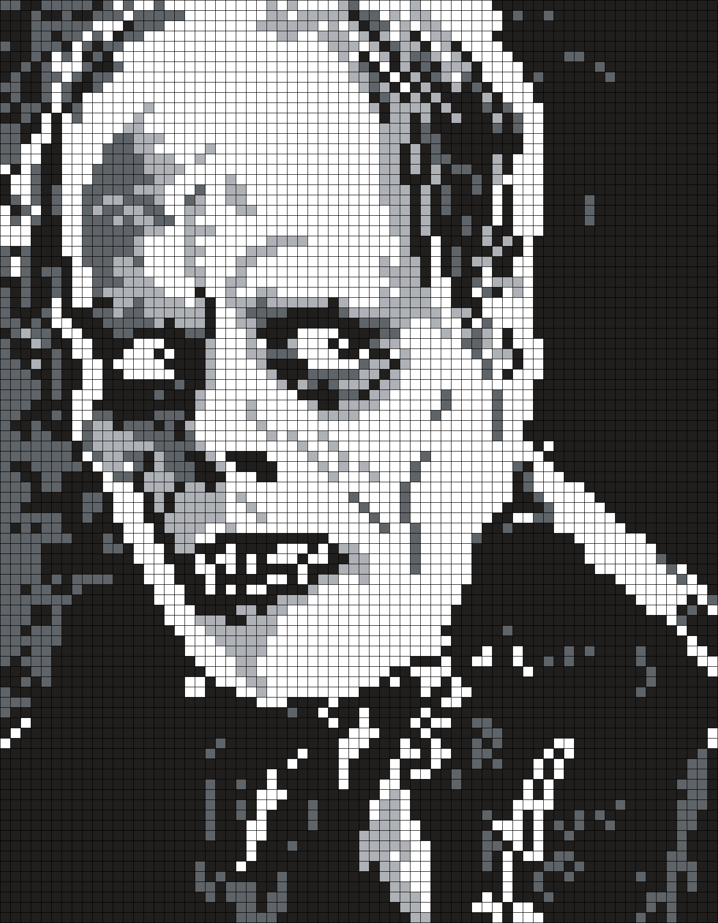 Lon Chaney Sr. As The Phantom Of The Opera