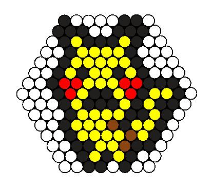 Pixos Pikachu Pattern