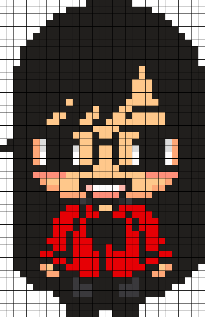 Emma Pixel Girl