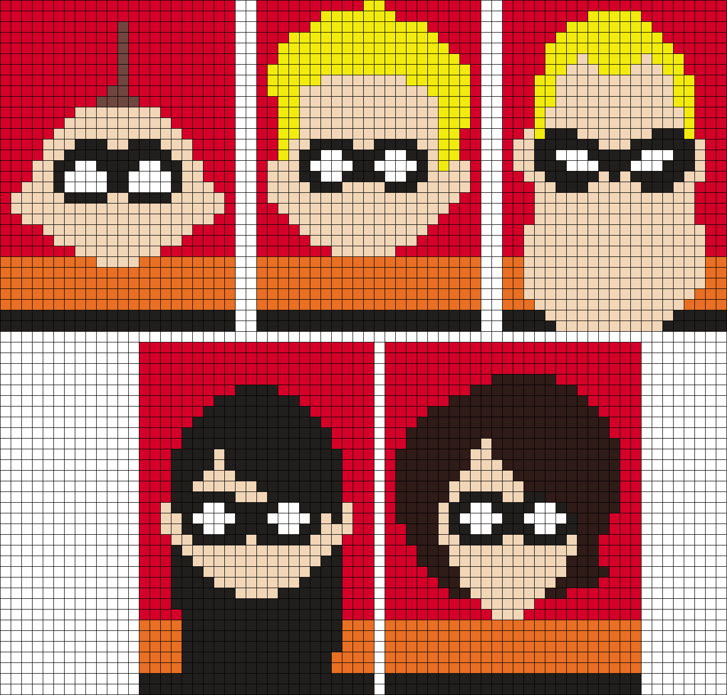 The Incredibles (Square)