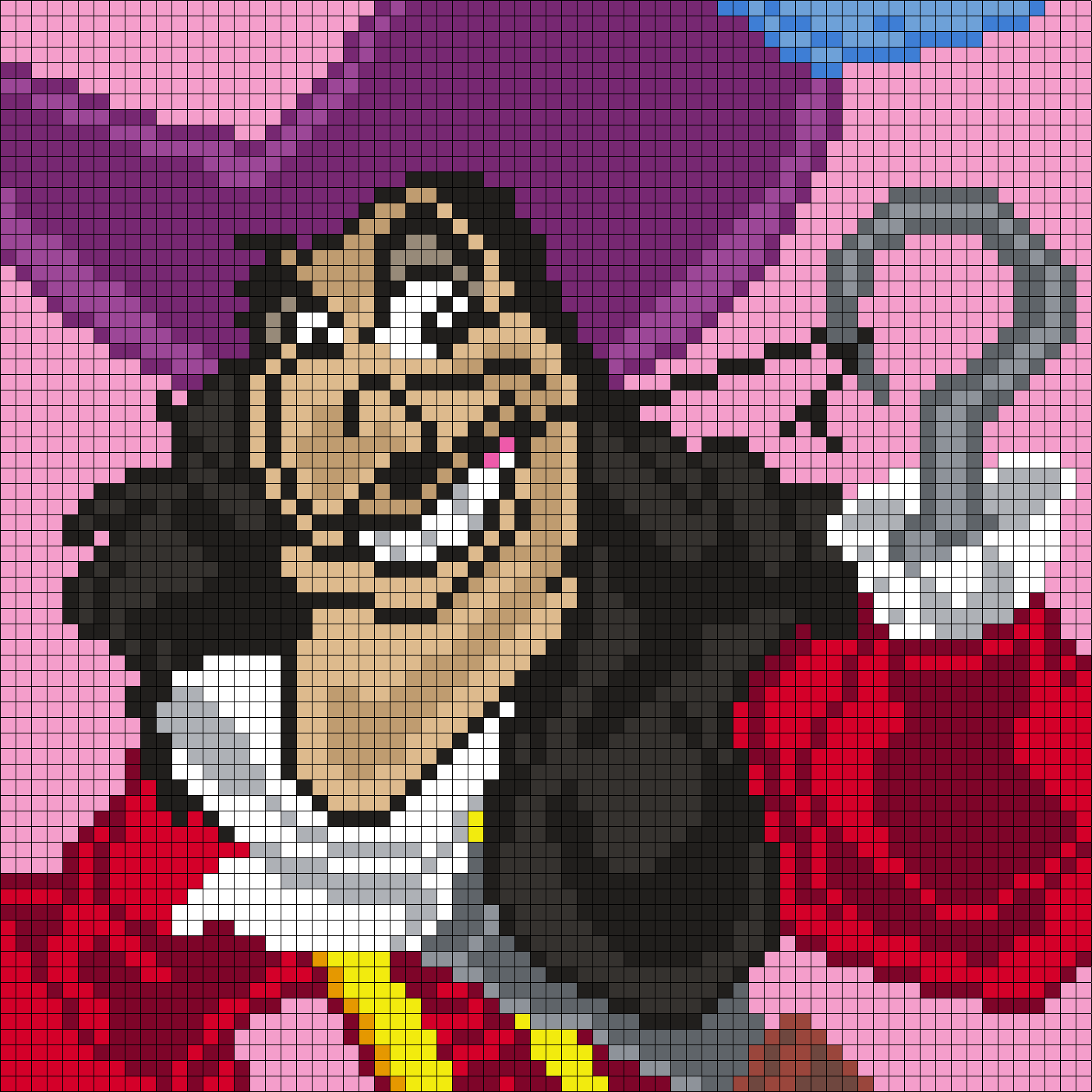 Captain Hook (Square)