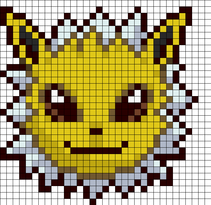 Jolteon Head