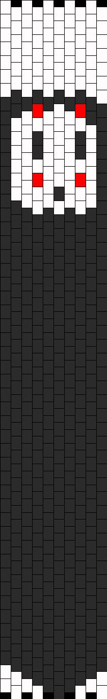 Noface Tie Bead Pattern
