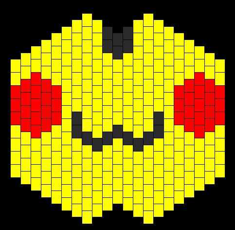 Pikachu mask
