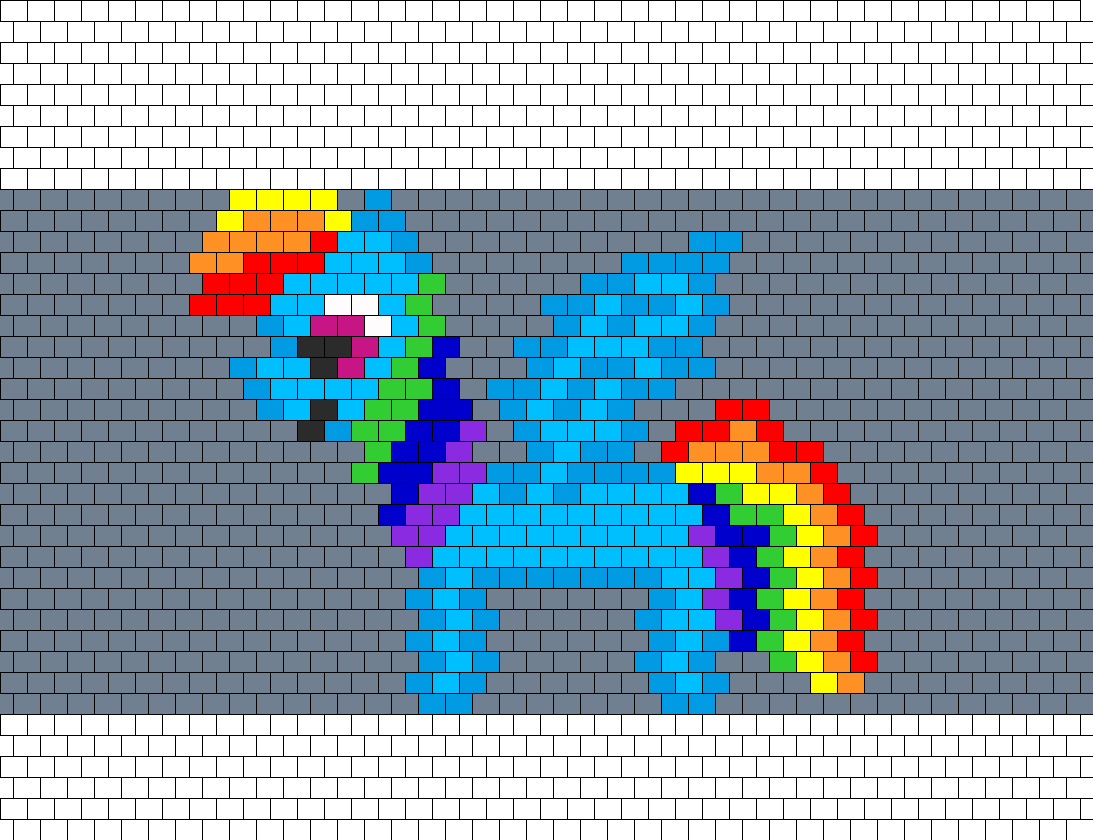 Rainbow Dash FULL MLP