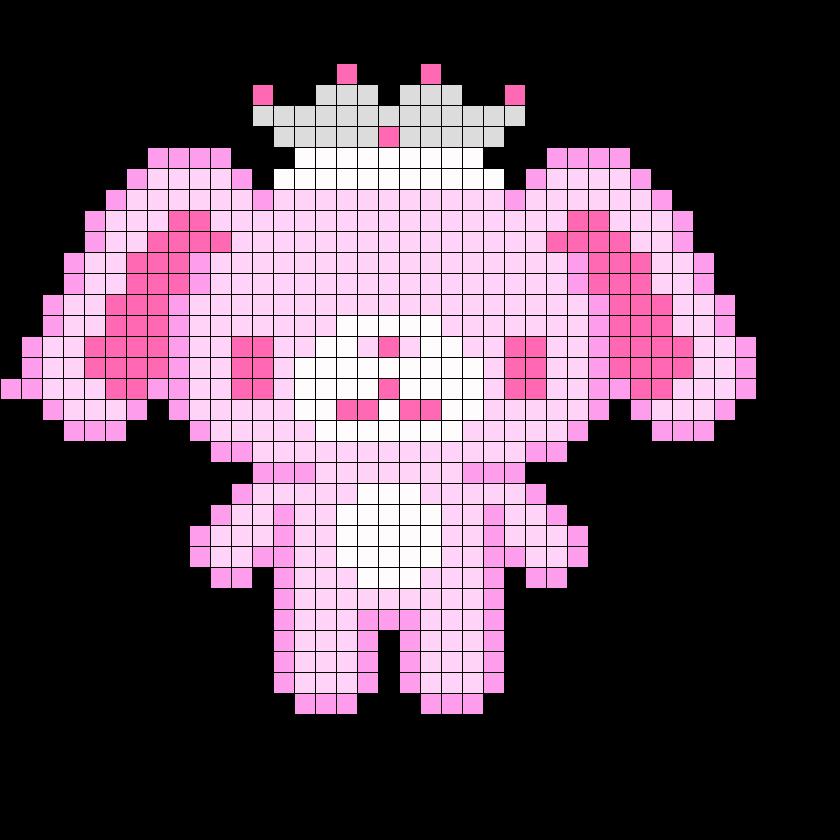 pink sugarbunny BALLETUSA