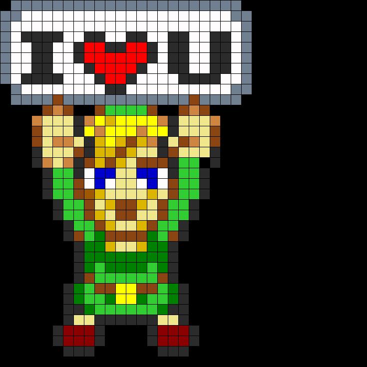 I love link