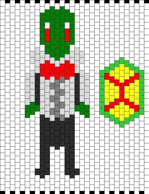 Nova Bead Pattern