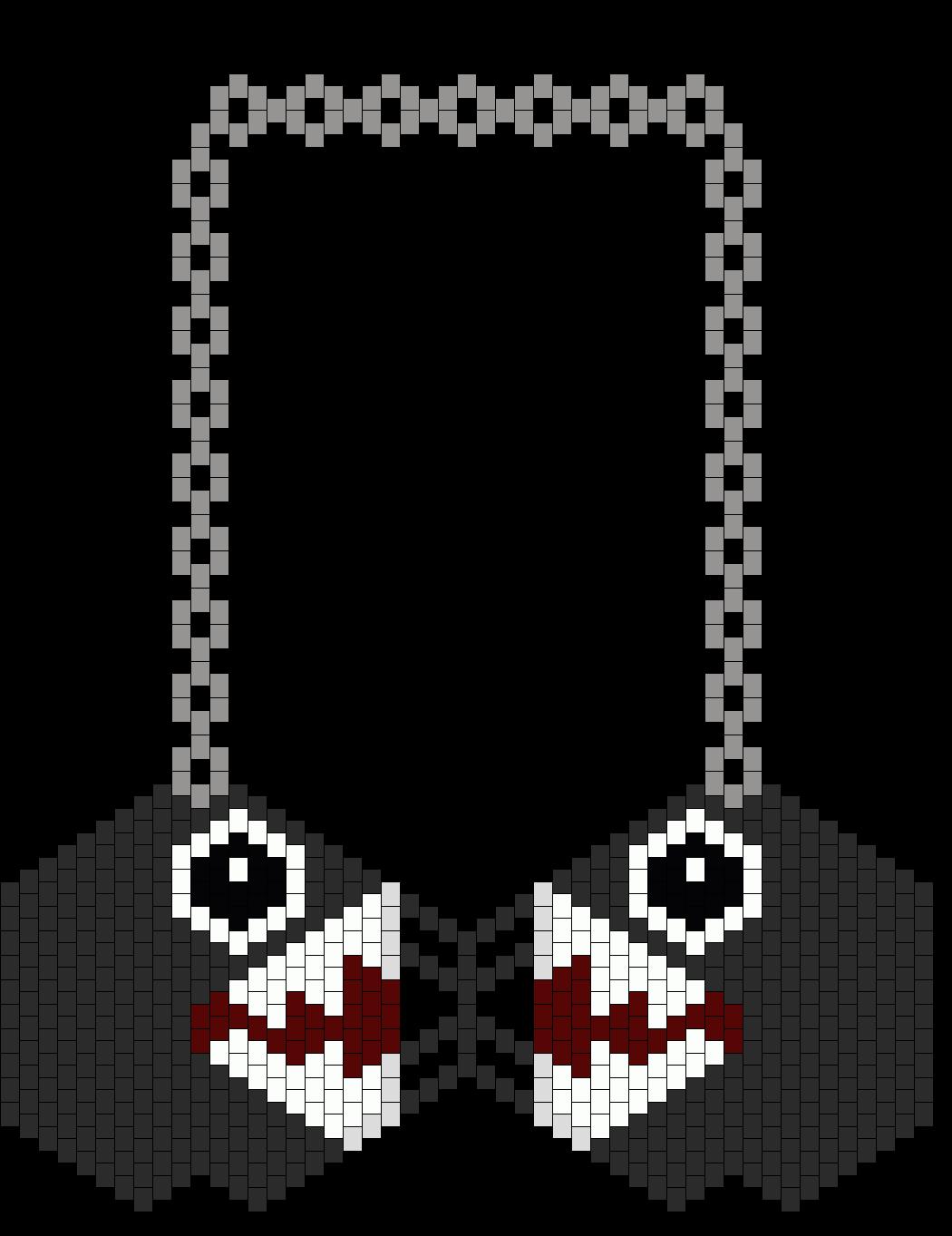 Chain Chomp Kandi Bikini Bra