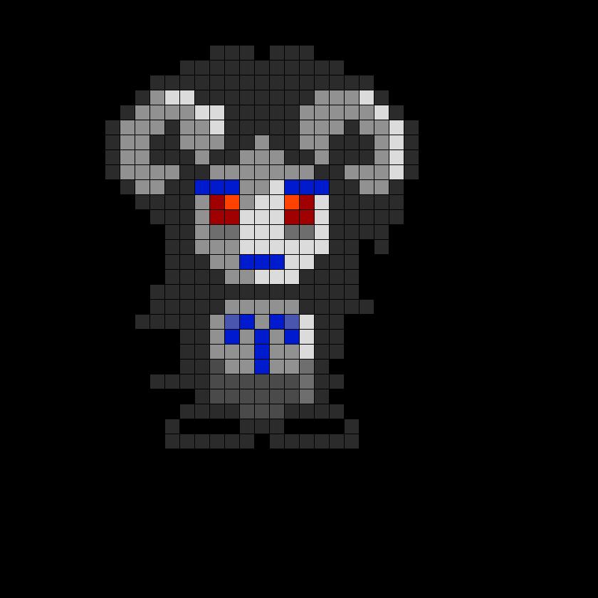Aradiabot Sprite
