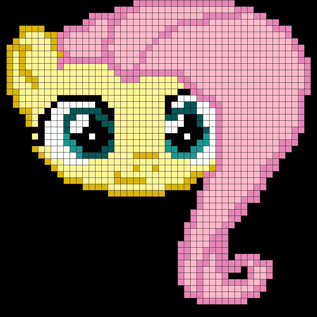 fluttershy face