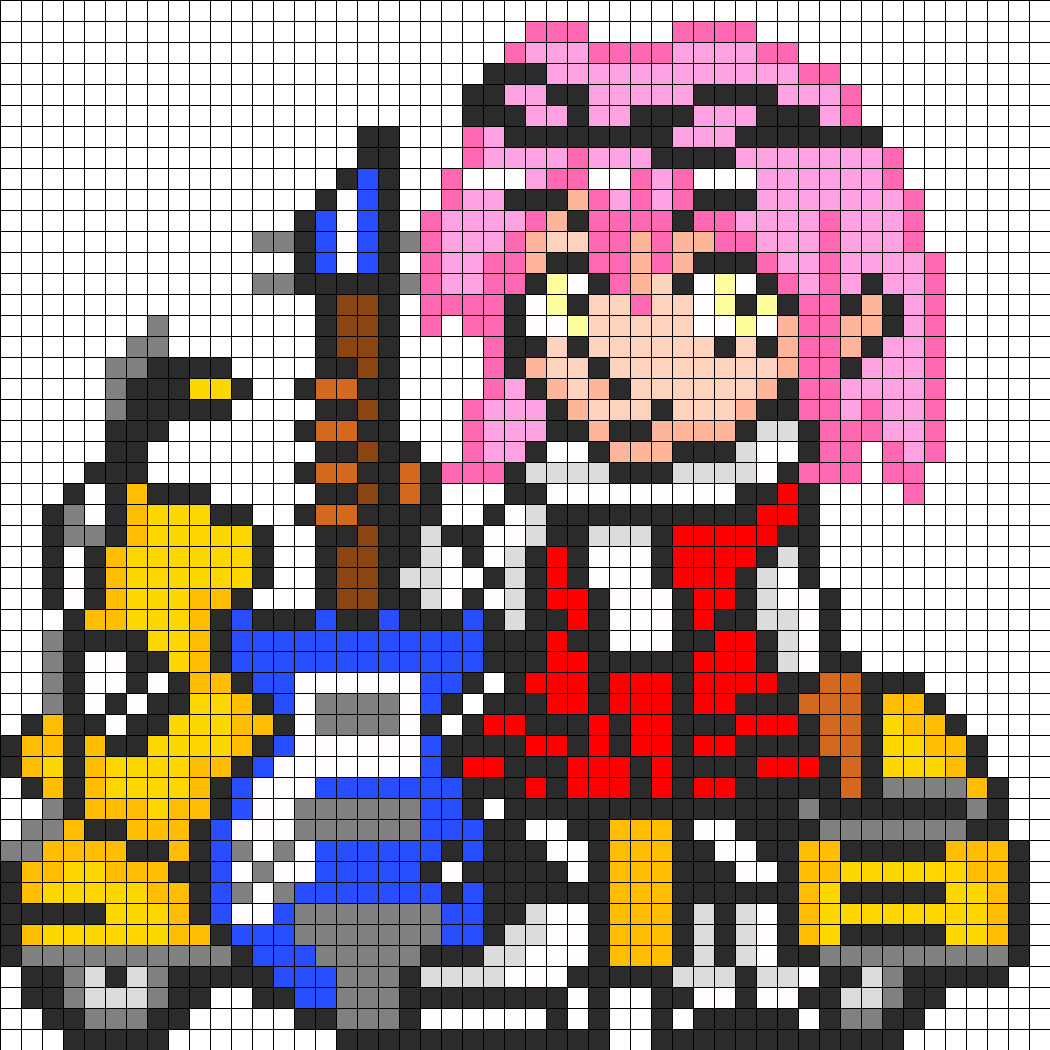 Haruko Haruhara from Fooly Cooly (FLCL)