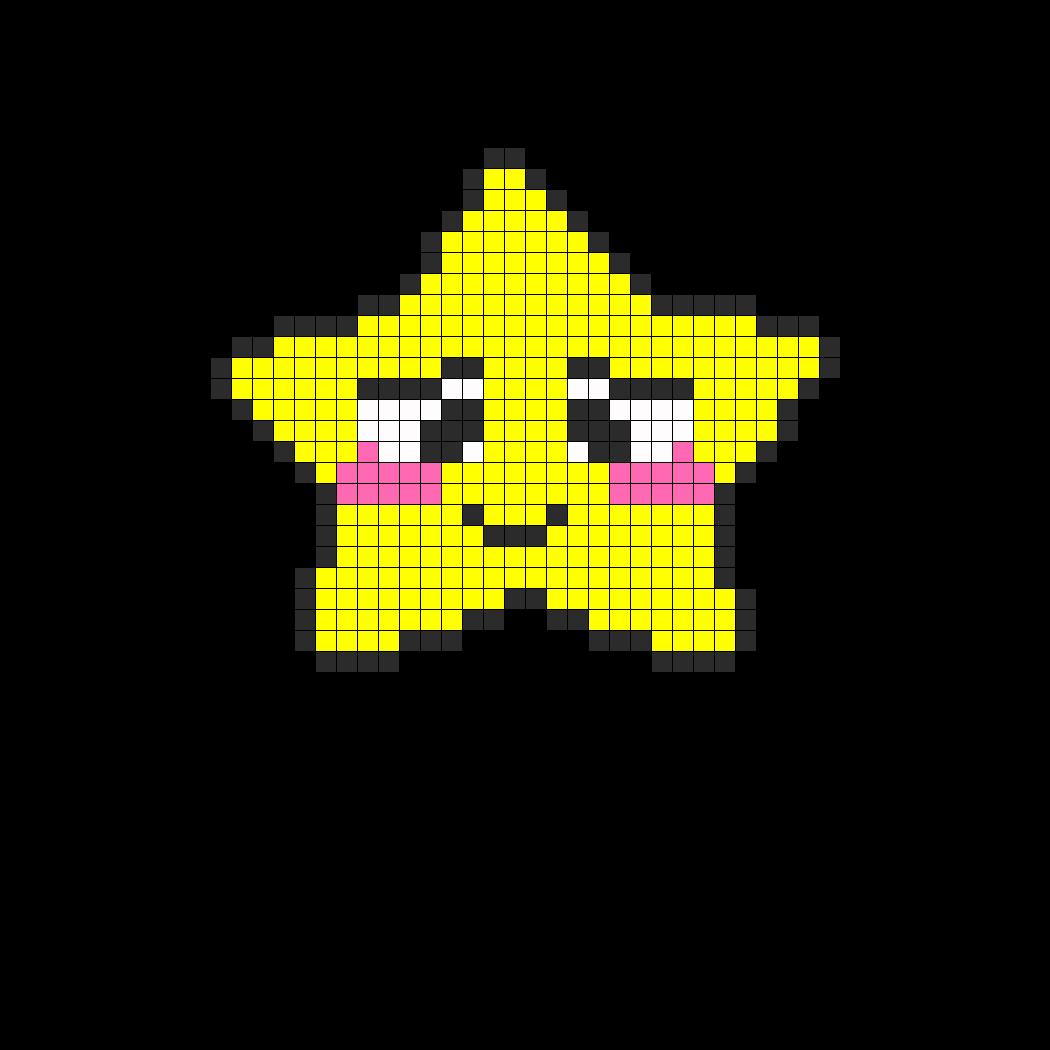 bashful star