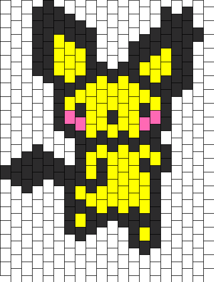 Small spikey Eared Pichu