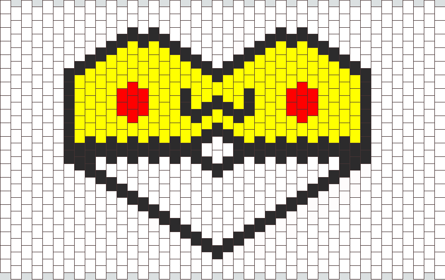 Pikachu Face Pokemon Heart