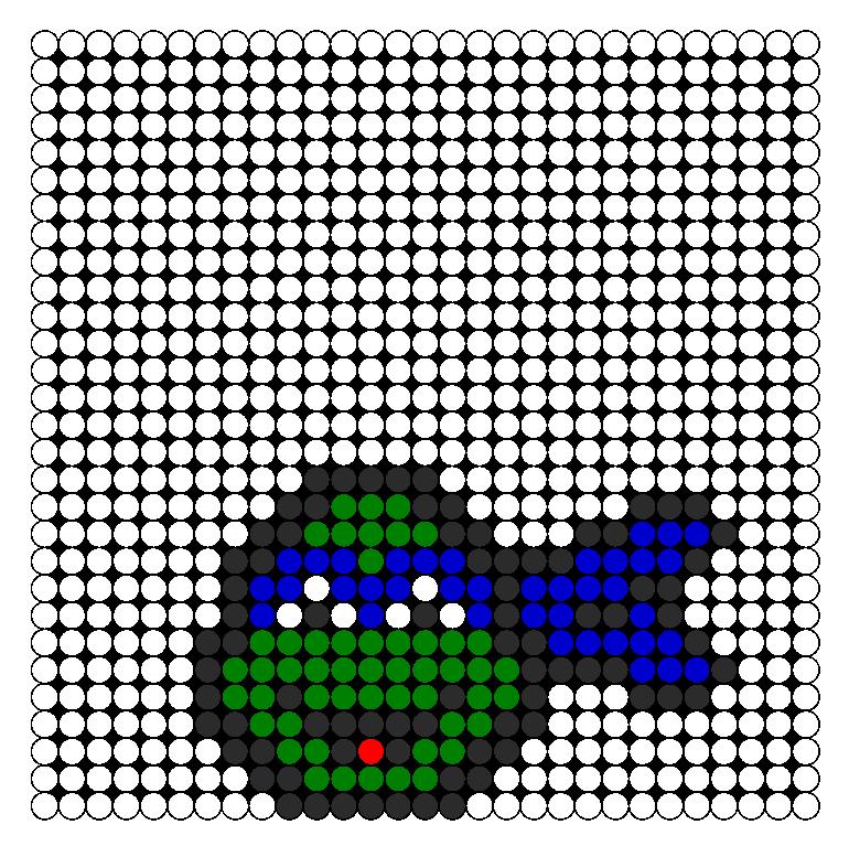 Ninja Turtle Face