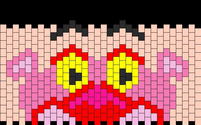 Pink Panther Cuff