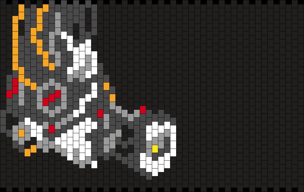 Portal 2 GLaDOS Cuff