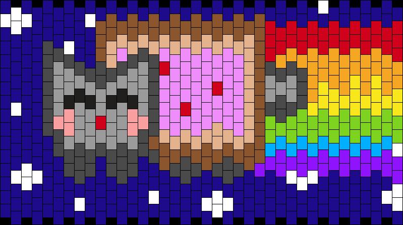 Nyan Cat <3
