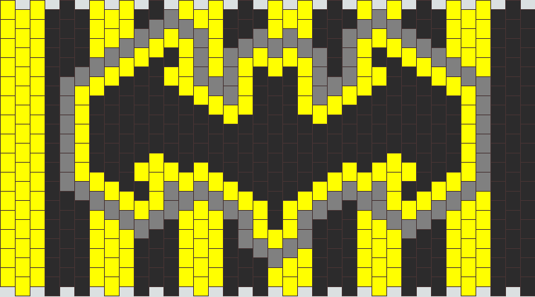 Batman Stripe Cuff