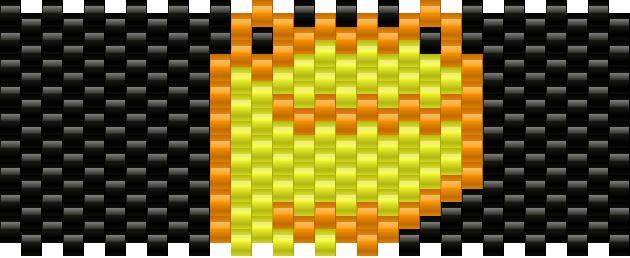 Homestuck - Casey Kandi Pattern