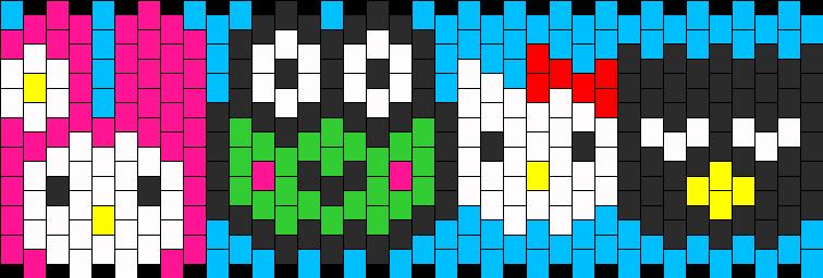 Sanrio Kandi Pattern