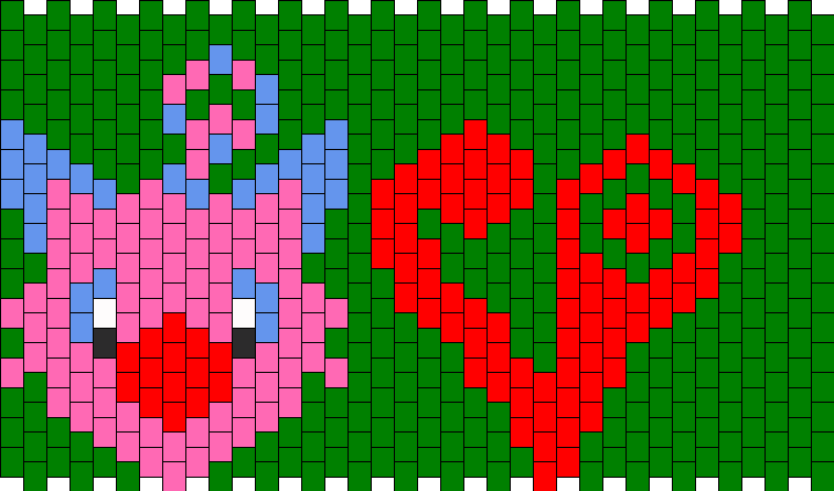 Biyomon with Crest of Love