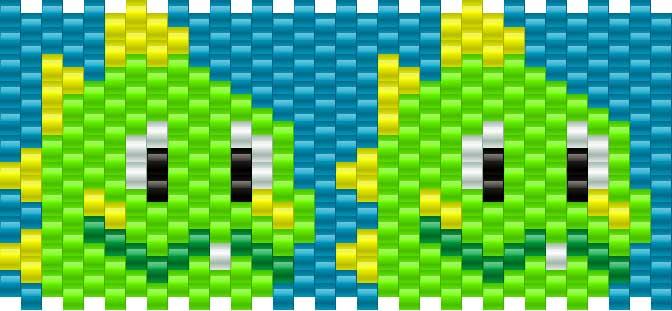 Bub Kandi Pattern