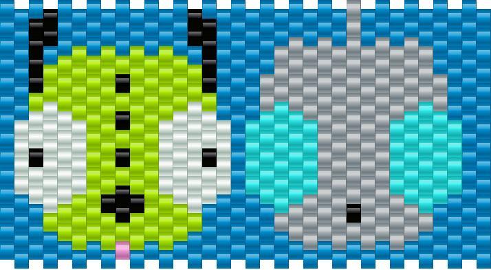 Gir2 Kandi Pattern