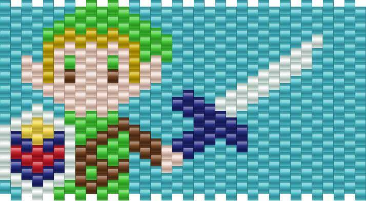 Link Kandi Pattern